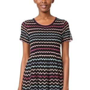 Marc Jacobs Collection Striped Dress